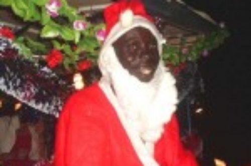 Pere Noel Noir Ma fille de 4 ans refuse un père Noël noir   TIC Cameroun   TIC